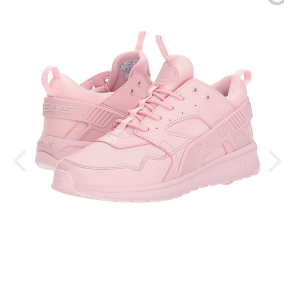 Pink Heelys Force For Girls Skate
